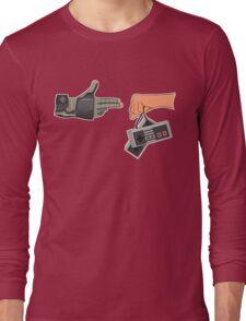 Power Run! Long Sleeve T-Shirt
