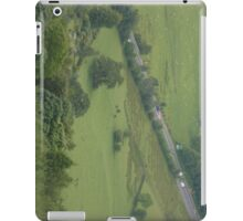 A drive through the countryside iPad Case/Skin