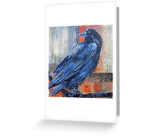 The Judge (Murder of Crows Series) Greeting Card