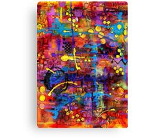 Streetwalking Canvas Print