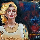 Marilyn by Christopher Shockley - shock schism