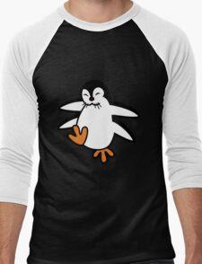 Penguin! Men's Baseball ¾ T-Shirt