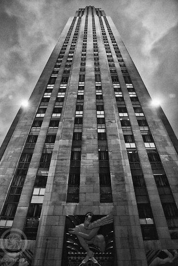 30 Rock by Brad Walsh