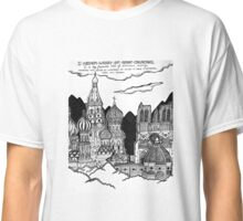 Cathedrals as Landscape Classic T-Shirt