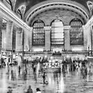 Grand Central by Brad Walsh