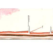 Land Line - 3 Photographic Print