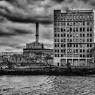 Industrial Storm by Brad Walsh