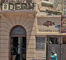 Olympia Cafe by awefaul