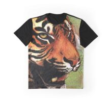 Tiger's mouth Graphic T-Shirt