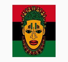 Benin Mask RBG Design Unisex T-Shirt