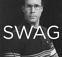 Will Ferrell SWAG by tbow1991