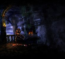 Castlevania: The Bridge by FirebornForm