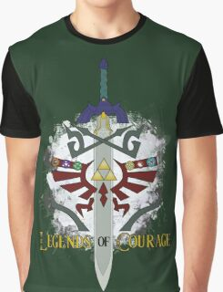 Legends of Courage  Graphic T-Shirt