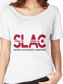 SLAC Logo for Light Colors Women's Relaxed Fit T-Shirt