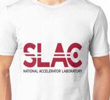 SLAC Logo for Light Colors Unisex T-Shirt