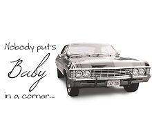 Nobody Puts Baby In A Corner by Insatiable