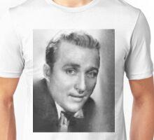 Bing Crosby by John Springfield Unisex T-Shirt