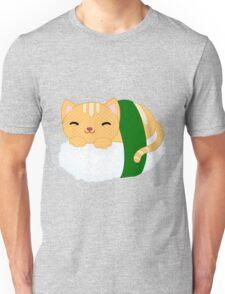 Sushi Cat Nigiri Unisex T-Shirt