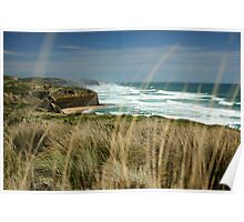 Gibson's Beach - Port Campbell NP VIC Poster