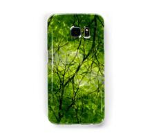 Tree Abstract Samsung Galaxy Case/Skin