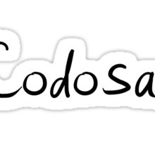 Codosaure Sticker