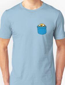 Adventure Time: Jake in Pocket T-Shirt
