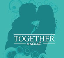 "Amy & Rory - ""Together or Not At All"" by talknrrdytome"