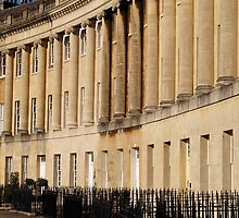 The Royal Crescent, Bath by beautifulbath