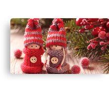Christmas toi friends Canvas Print