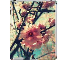 Vintage Blooms iPad Case/Skin