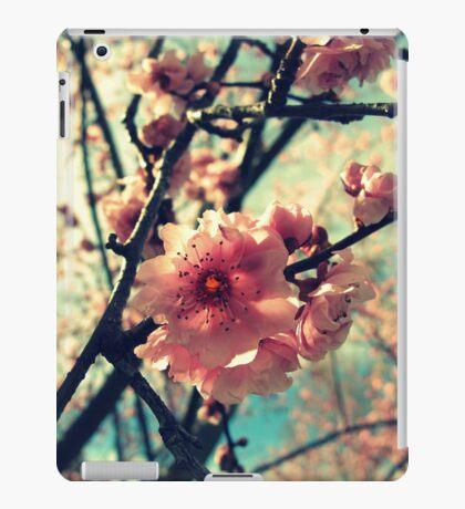 Vintage Blooms iPad Case/Skin