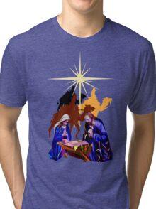 This Holy Night Tri-blend T-Shirt