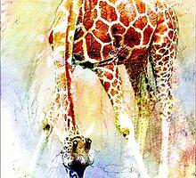 GIRAFFE by Tammera