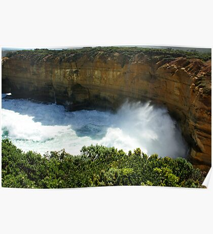Loch Ard Gorge - Great Ocean Road VIC Poster
