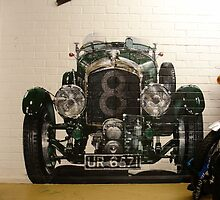 Bentley Blower by JohnnyBoy333