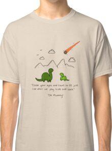 The Saddest Doodle 'Colour'  Classic T-Shirt