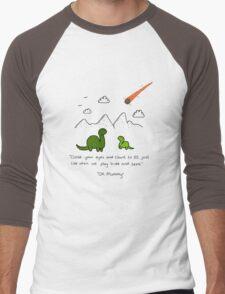 The Saddest Doodle 'Colour'  Men's Baseball ¾ T-Shirt