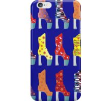 Funky Boots iPhone Cover iPhone Case/Skin