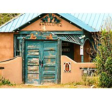 New Mexico House Photographic Print