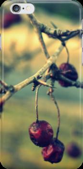 Thorny Berries by Kitsmumma
