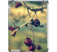 Thorny Berries iPad Case/Skin