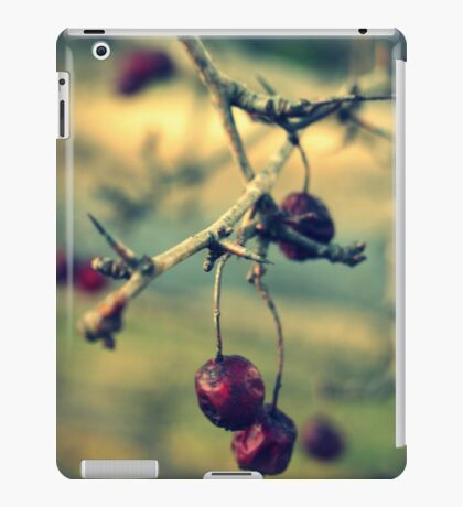 Thorny Berries iPad Case/Skin