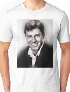 Jerry Lewis by John Springfield Unisex T-Shirt