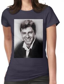 Jerry Lewis by John Springfield Womens Fitted T-Shirt