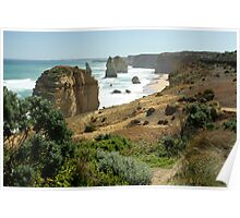 Twelve Apostles - Great Ocean Road VIC Poster