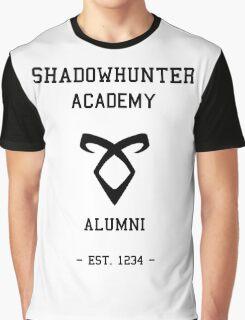 Shadowhunter Academy Alumni Graphic T-Shirt