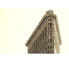 Flatiron  Photographic Print