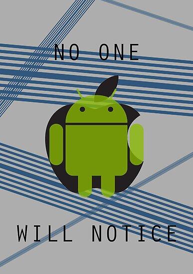 I am Android by Mayank Gupta