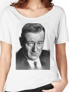John Wayne by John Springfield Women's Relaxed Fit T-Shirt