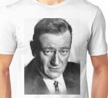 John Wayne by John Springfield Unisex T-Shirt